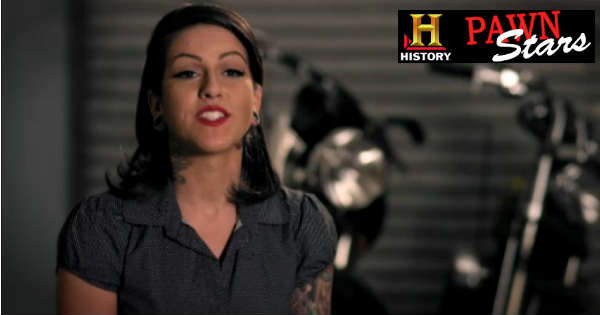This Is Why Olivia Black Was Fired From Pawn Stars Where Is She Now 1