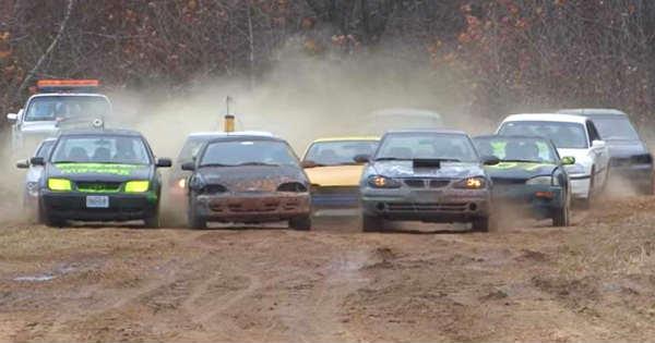 This Junk Racing Cars Championship Looks Like Fun 11