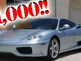 This Wife Bought A Ferrari 360 Modena For Just 31000 1