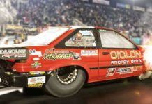 Toyota AE86 Car Runs 240 MPH 1