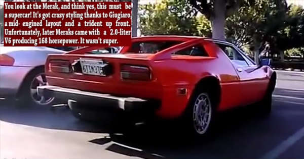Worst Supercars Ever 2