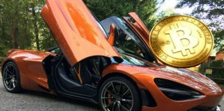 You Can Buy This 2018 McLaren 720S With Bitcoins 1
