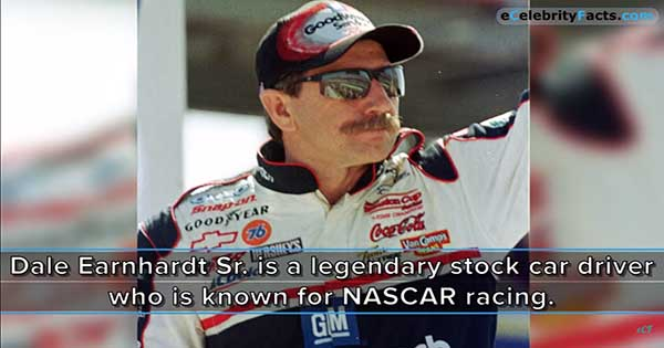 10 Dale Earnhardt Facts 2
