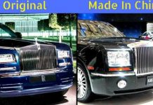 10 Luxury Chinese Copy Cars 1