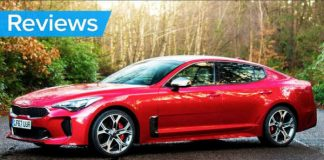 2018 Kia Stinger Review Better Than BMW or Audi 11