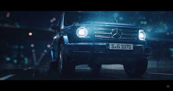 2018 Mercedes Benz G Class 2
