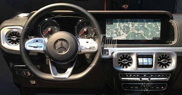 2018 Mercedes Benz G Class Is Stronger Than Time 11
