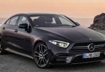 2019 Mercedes CLS53 Debuts At The Detroit Auto Show 1