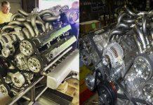 600HP VW Golf MK2 TFSI-R 20 TFSI Engine Swap Hillclimb Monster 11