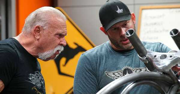 AMERICAN CHOPPER Revived by Discovery Channel!