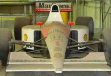 Abandoned Formula 1 Race Tracks& Old F1 Cars 1