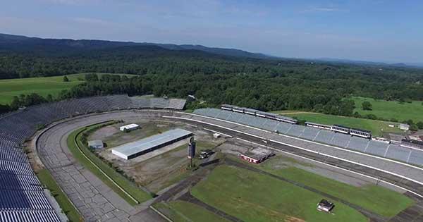 Abandoned NASCAR Track Motel Hotel 2