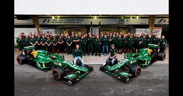 Abandoned Offices Of The Failed Caterham F1 Team 2