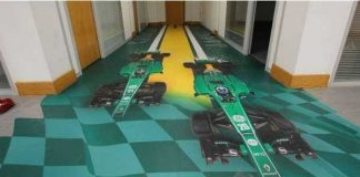 Abandoned Offices Of The Failed Caterham F1 Team 3