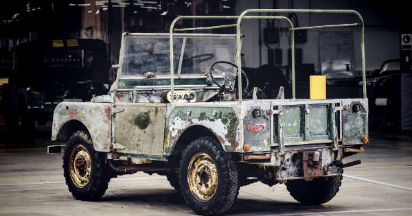 After 63 Years This Original Land Rover Will Live Yet Once Again 2