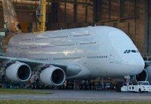 Airbus A390 3 Decker Aircraft 2