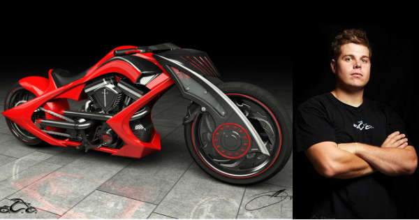 Jason Pohl - American Chopper Senior Designer! Where Is He ...