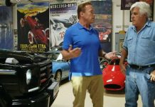 Arnold Schwarzenegger Owns The First Electric Mercedes-Benz G-Wagon 1