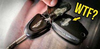 Aston Martin Vantage Parts 1