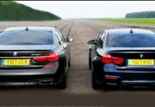 BMW M760Li vs BMW M3 - Head 2 Head 1