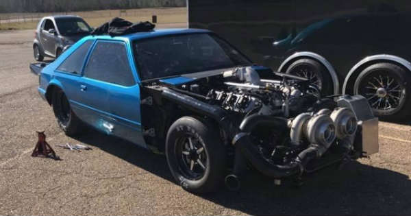 Bobby Ducote From Street Outlaws Unveils His New Ride 1