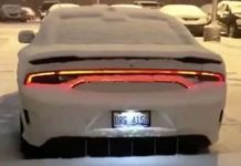 Brutal Cold Start Sound From This 392 Dodge Charger 2