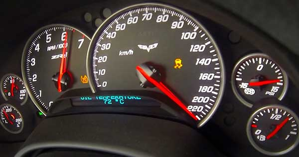 Chevrolet Corvette ZR1 Acceleration 1