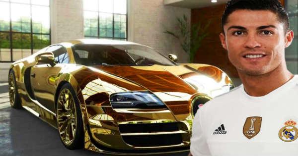 Cristiano Ronaldo His Brand New Car Collection Worth 18M 1
