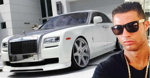 Cristiano Ronaldo His Brand New Car Collection Worth 18M 2