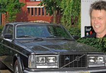 David Bowies Vintage Volvo Was Sold For 218000 1