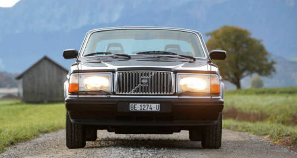David Bowies Vintage Volvo Was Sold For 218000 11