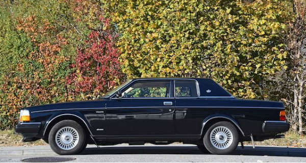 David Bowies Vintage Volvo Was Sold For 218000 2