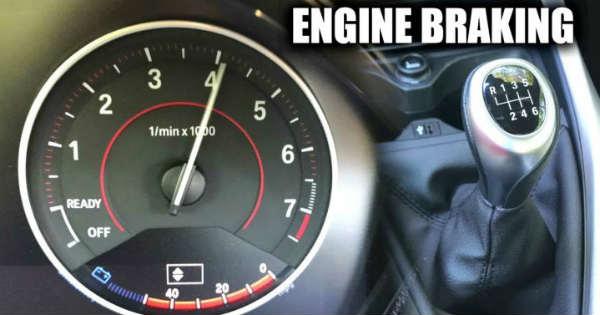 Engine Brake With A Manual Transmission 1