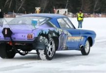 Extreme Ice Drag Racing Looks Like Fun 11