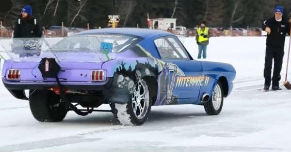 Extreme Ice Drag Racing Looks Like Fun 11
