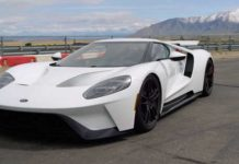 Ford GT Suspension Animation - Unlikely Anything Else 1