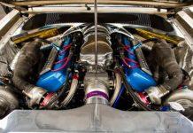 Ford Granada Swapped With Koenigsegg CCX Engine 11