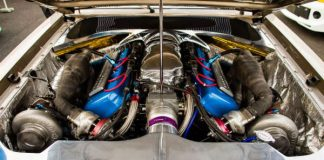 Ford Granada Swapped With Koenigsegg CCX Engine 11