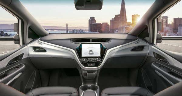 GM Announced Their Cruise AV Self-Driving Car 2