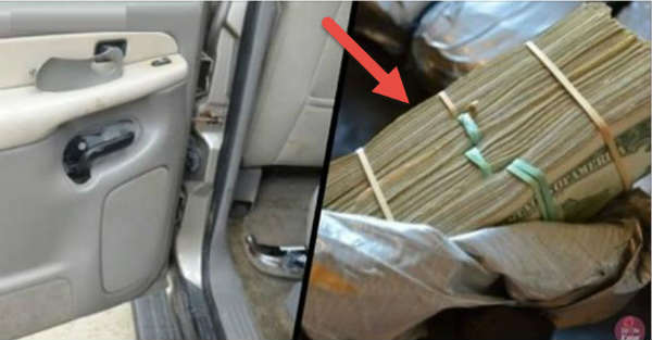 Here Is What He Found When He Tried To Fix Car Window 1