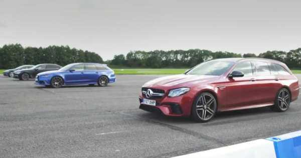 High Performance Cars Go Head To Head 2