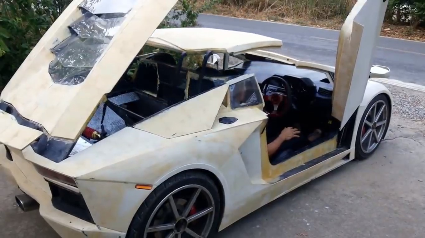 This Might Be The Best Home Built Lamborghini Ever