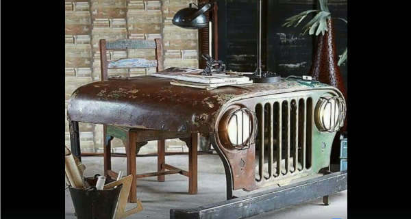 House Decorative Ideas For Every Gearhead 1