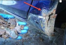 How to Repair Rust on a Car Without Welding 1
