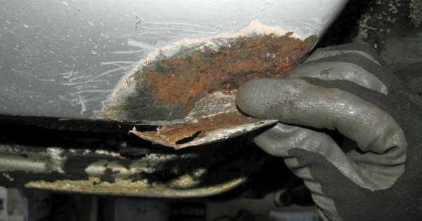 How to Repair Rust on a Car Without Welding 2