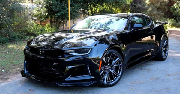 Is The 2018 Chevrolet Camaro ZL1 The Perfect Car 1