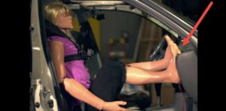 Is This Sitting Position In A Car Collision Lethal 1