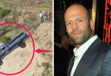 Jason Statham Truck Brakes Fail on SET 1
