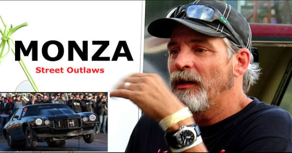 Jerry Monza Johnston From Street Outlaws - Bio Career Net Worth 2