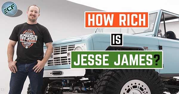 Jesse james monster garage current net worth 1 tire burn - Jesse james monster garage ...